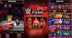 Download WWE SuperCard for PC / WWE SuperCard on PC