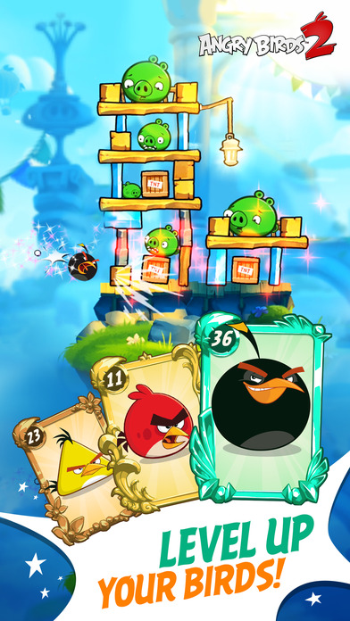 Download Angry Birds 2 App on your Windows XP/7/8/10 and MAC PC