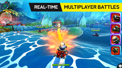 Download Battle Bay App on your Windows XP/7/8/10 and MAC PC
