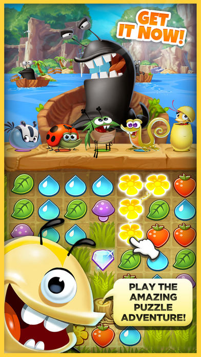 Download Best Fiends App on your Windows XP/7/8/10 and MAC PC