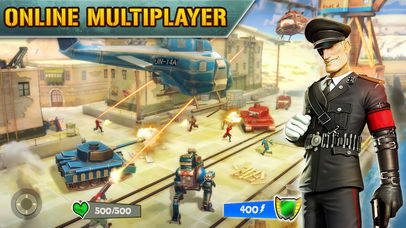 Download Blitz Brigade: Multiplayer FPS shooter online! App on your Windows XP/7/8/10 and MAC PC
