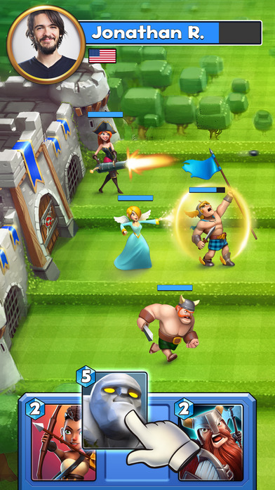 Download Castle Crush: Epic Strategy Game App on your Windows XP/7/8/10 and MAC PC