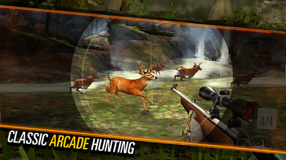 Download Deer Hunter Classic App on your Windows XP/7/8/10 and MAC PC