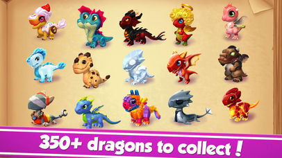 Download Dragon Mania Legends: Dragon Breeding Game App on your Windows XP/7/8/10 and MAC PC
