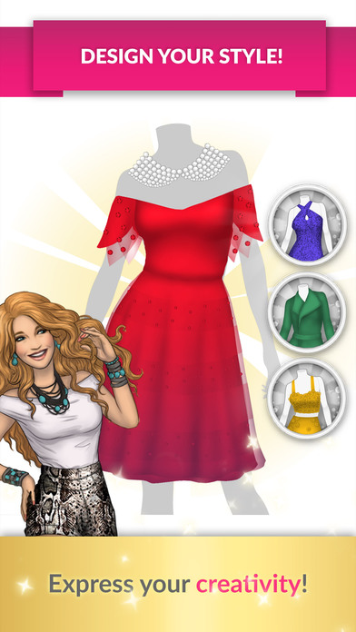 Download Fashion Star Boutique - Design, Style, Dress App on your Windows XP/7/8/10 and MAC PC