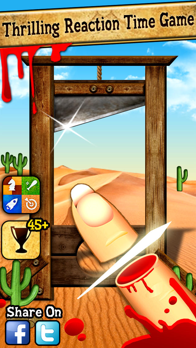 Download Finger Slayer App on your Windows XP/7/8/10 and MAC PC