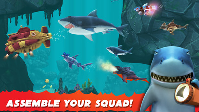 Download Hungry Shark Evolution App on your Windows XP/7/8/10 and MAC PC