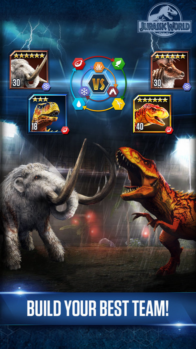 Download Jurassic World™: The Game App on your Windows XP/7/8/10 and MAC PC