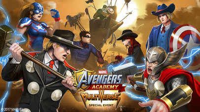 Download MARVEL Avengers Academy App on your Windows XP/7/8/10 and MAC PC
