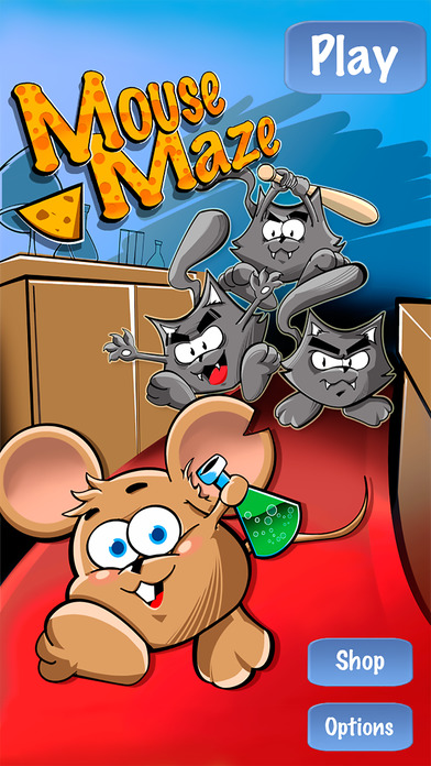 Download Mouse Maze Free - Top Brain Puzzle Game App on your Windows XP/7/8/10 and MAC PC