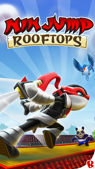 Download NinJump Rooftops App on your Windows XP/7/8/10 and MAC PC