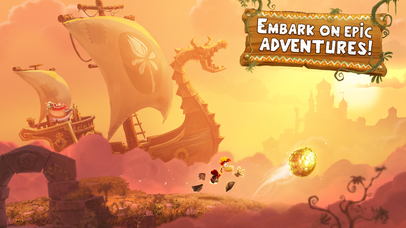 Download Rayman Adventures App on your Windows XP/7/8/10 and MAC PC