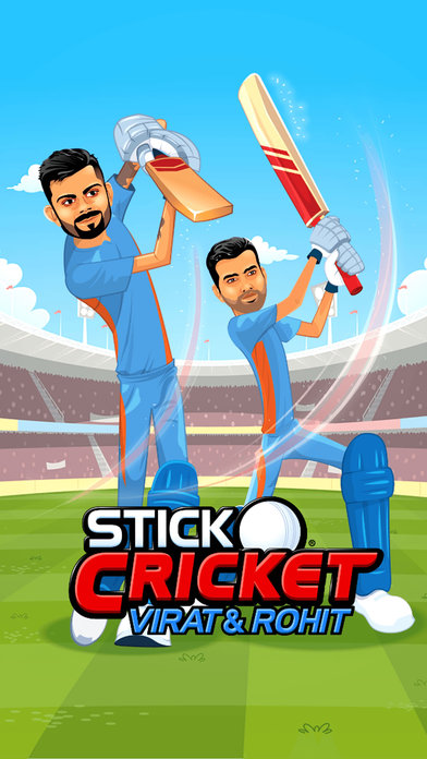 Download Stick Cricket Virat & Rohit App on your Windows XP/7/8/10 and MAC PC