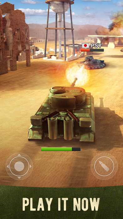 Download War Machines: 3D Multiplayer Tank Shooting Game App on your Windows XP/7/8/10 and MAC PC