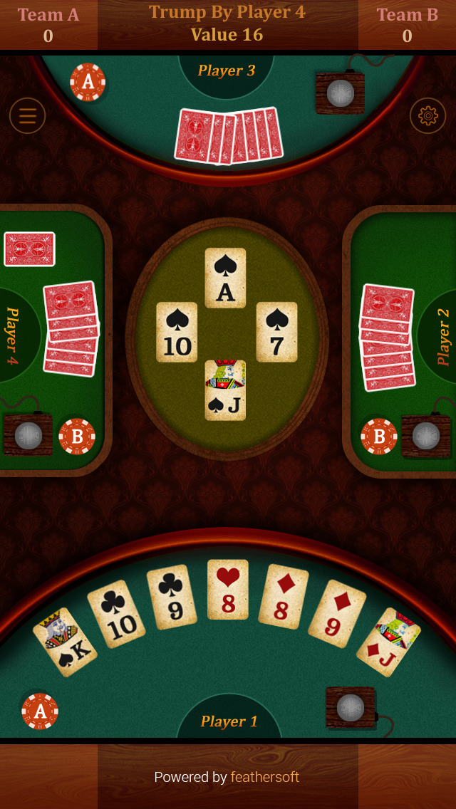Download 28 Card Game (Twenty Eight) App on your Windows XP/7/8/10 and MAC PC