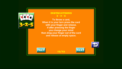 Download 3-2-5 Card App on your Windows XP/7/8/10 and MAC PC