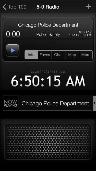 Download 5-0 Radio Police Scanner App on your Windows XP/7/8/10 and MAC PC
