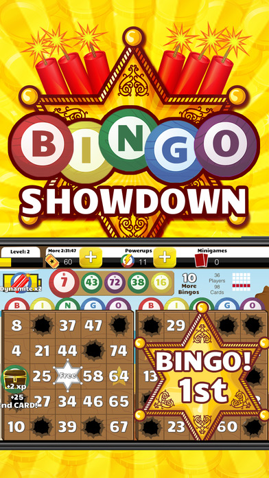 Download Bingo Showdown - Bingo Live App on your Windows XP/7/8/10 and MAC PC