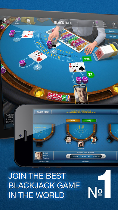 Download Blackjack 21 - Blackjackist App on your Windows XP/7/8/10 and MAC PC