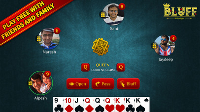 Download Bluff Multiplayer App on your Windows XP/7/8/10 and MAC PC