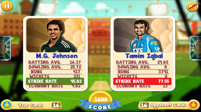 Download Clash of Cricket Cards App on your Windows XP/7/8/10 and MAC PC