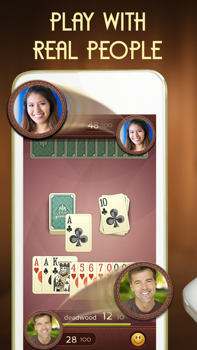 Download Grand Gin Rummy - Multiplayer Card Game App on your Windows XP/7/8/10 and MAC PC