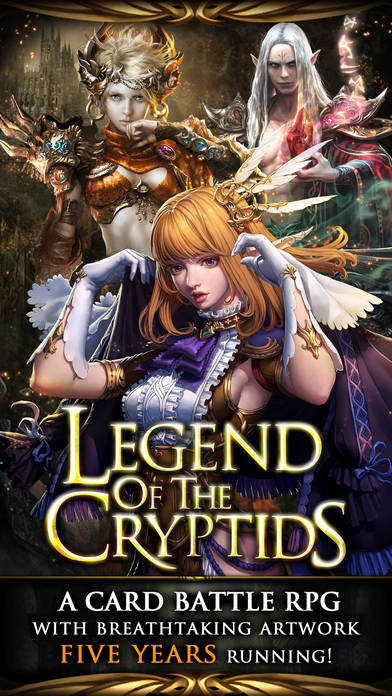 Download Legend of the Cryptids App on your Windows XP/7/8/10 and MAC PC