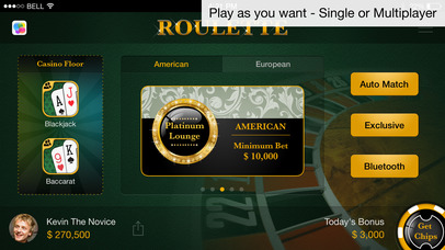 Download Roulette Multiplayer App on your Windows XP/7/8/10 and MAC PC