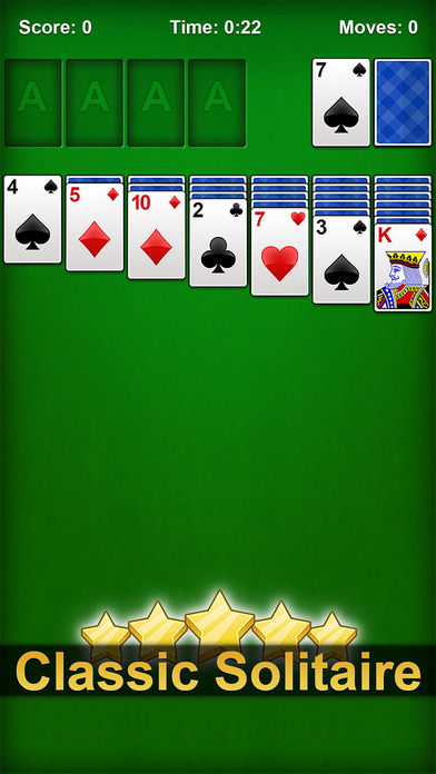 Download Solitaire (Klondike) ▻ App on your Windows XP/7/8/10 and MAC PC