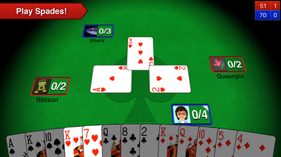 Download Spades+ App on your Windows XP/7/8/10 and MAC PC