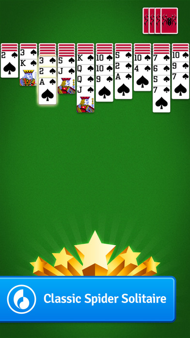 Download Spider Solitaire Classic by MobilityWare App on your Windows XP/7/8/10 and MAC PC