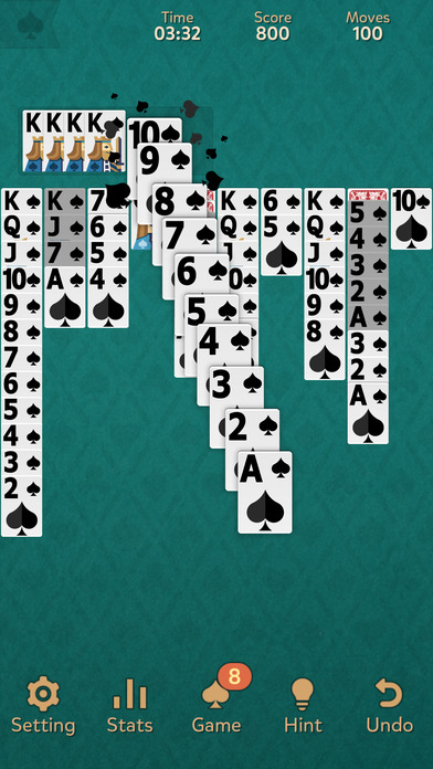 Download Spider Solitaire: Kingdom App on your Windows XP/7/8/10 and MAC PC