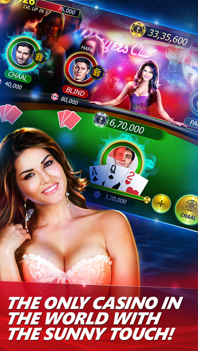 Download Teen Patti PartyPoker with Sunny Leone App on your Windows XP/7/8/10 and MAC PC