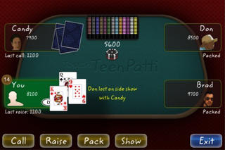 Download Touch Teen Patti App on your Windows XP/7/8/10 and MAC PC