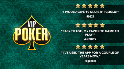 Download VIP Poker App on your Windows XP/7/8/10 and MAC PC
