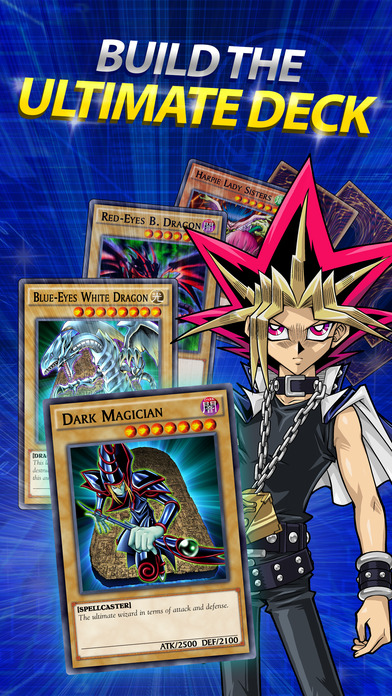 Download Yu-Gi-Oh! Duel Links App on your Windows XP/7/8/10 and MAC PC