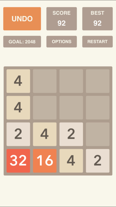 Download 2048 Plus Unlimited UNDO, Number Puzzle Game App on your Windows XP/7/8/10 and MAC PC