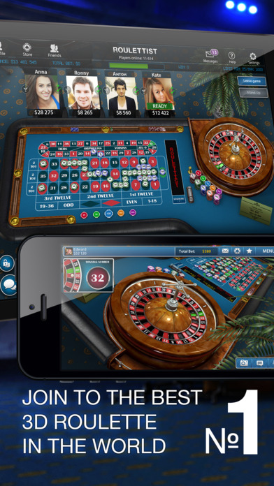 Download 3D Roulette Online - Roulettist HD App on your Windows XP/7/8/10 and MAC PC