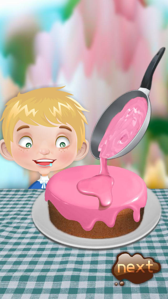 Download Baby Birthday Cake Maker - cooking games App on your Windows XP/7/8/10 and MAC PC