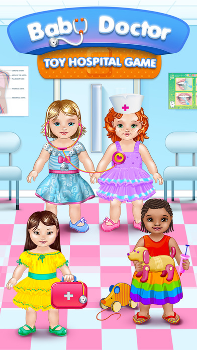 Download Baby Doctor - Toy Hospital Game App on your Windows XP/7/8/10 and MAC PC