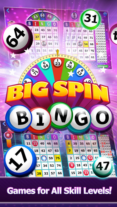 Download Big Spin Bingo - Best Bingo Bonuses App on your Windows XP/7/8/10 and MAC PC