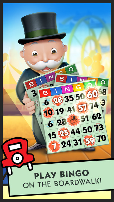 Download Boardwalk Bingo: A MONOPOLY Adventure App on your Windows XP/7/8/10 and MAC PC