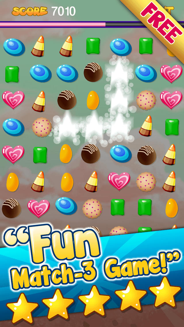 Download Candy Fun House - Cute Kids Game HD FREE App on your Windows XP/7/8/10 and MAC PC