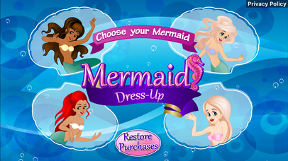 Download Dress-Up Mermaid App on your Windows XP/7/8/10 and MAC PC