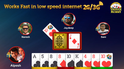 Download Indian Rummy Multiplayer App on your Windows XP/7/8/10 and MAC PC