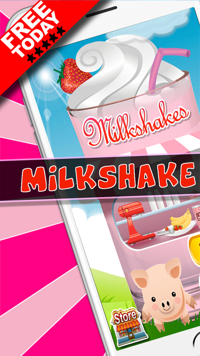 Download Milkshake Maker FREE Food Cooking Games for Girls App on your Windows XP/7/8/10 and MAC PC
