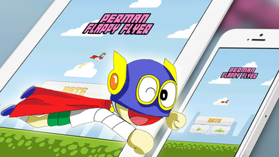 Download PERMAN - Flappy flyer the bird game App on your Windows XP/7/8/10 and MAC PC