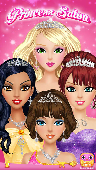 Download Princess Salon™ - Girls Makeup, Dressup and Makeover Games App on your Windows XP/7/8/10 and MAC PC