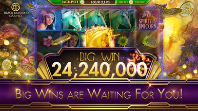 Download SLOTS - Black Diamond Casino Slot Machines Games App on your Windows XP/7/8/10 and MAC PC
