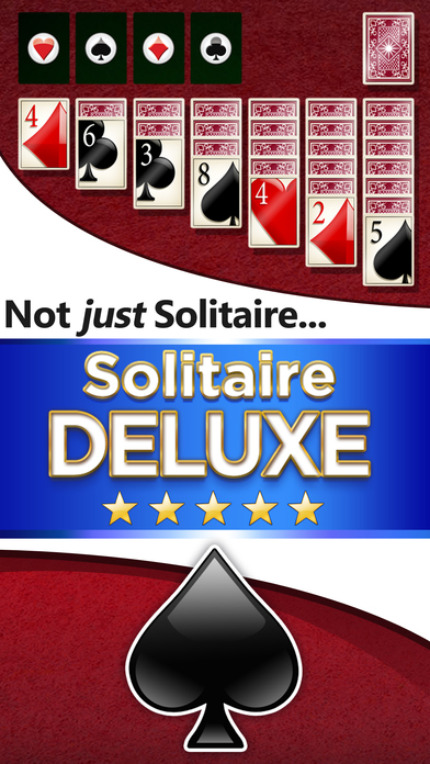 Download Solitaire Deluxe® 16 Pack: Classic, Spider, more App on your Windows XP/7/8/10 and MAC PC